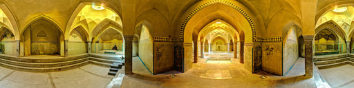The Ali Qoli Aqa Bathhouse